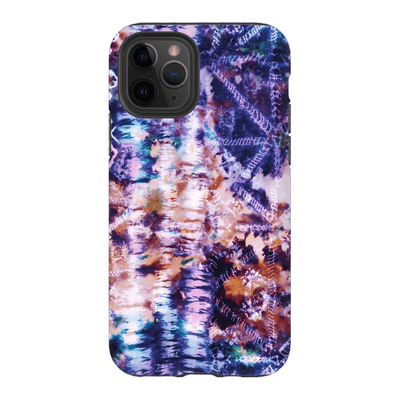 Purple Tie Dye iPhone 11 Series - Purdycase