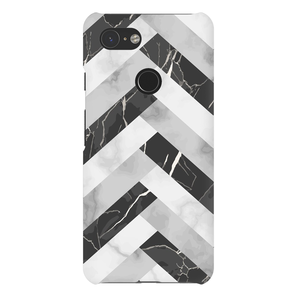 Abstract Grey Marble Google Pixel X-3XL Series - Purdycase