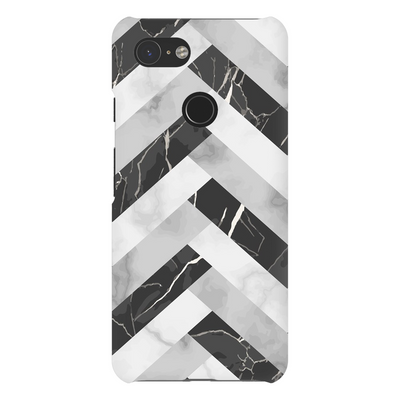 Abstract Grey Marble Google Pixel X-3XL Series
