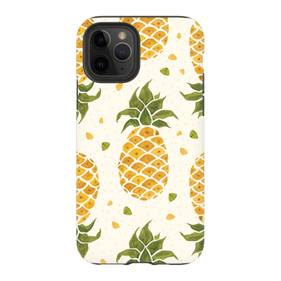 Tropical Pineapple iPhone 11 Series - Purdycase