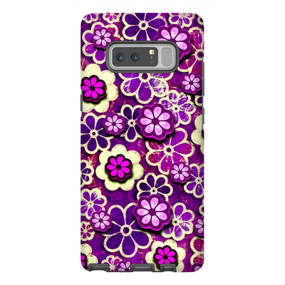 Psychedelic Pink Galaxy Note 8-10 Plus Series