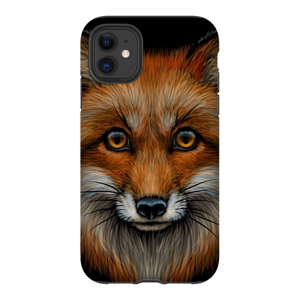 Fox Portrait iPhone 11 Series - Purdycase