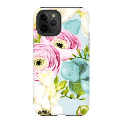 Rose Pattern iPhone 11 Series