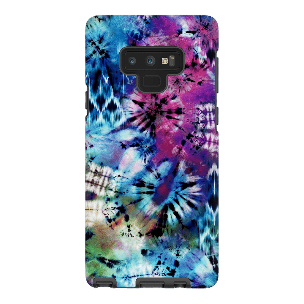 Tie Dye Galaxy Note 8 and 9 Tough Case - Purdycase