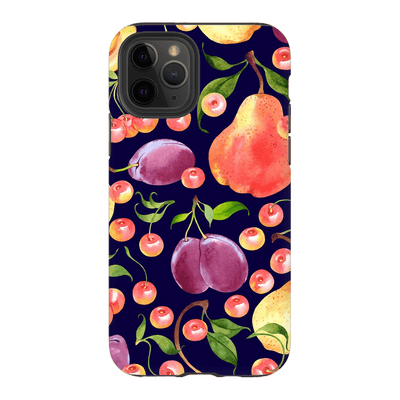 Grape iPhone 11 Series Tough Case