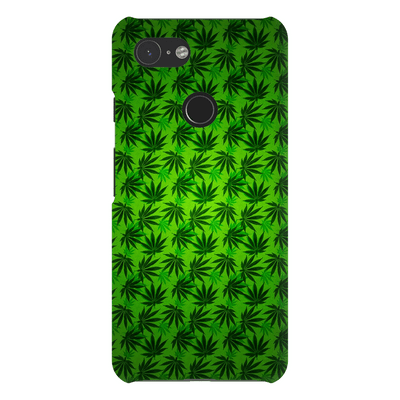 Green Cannabis Google Pixel Series
