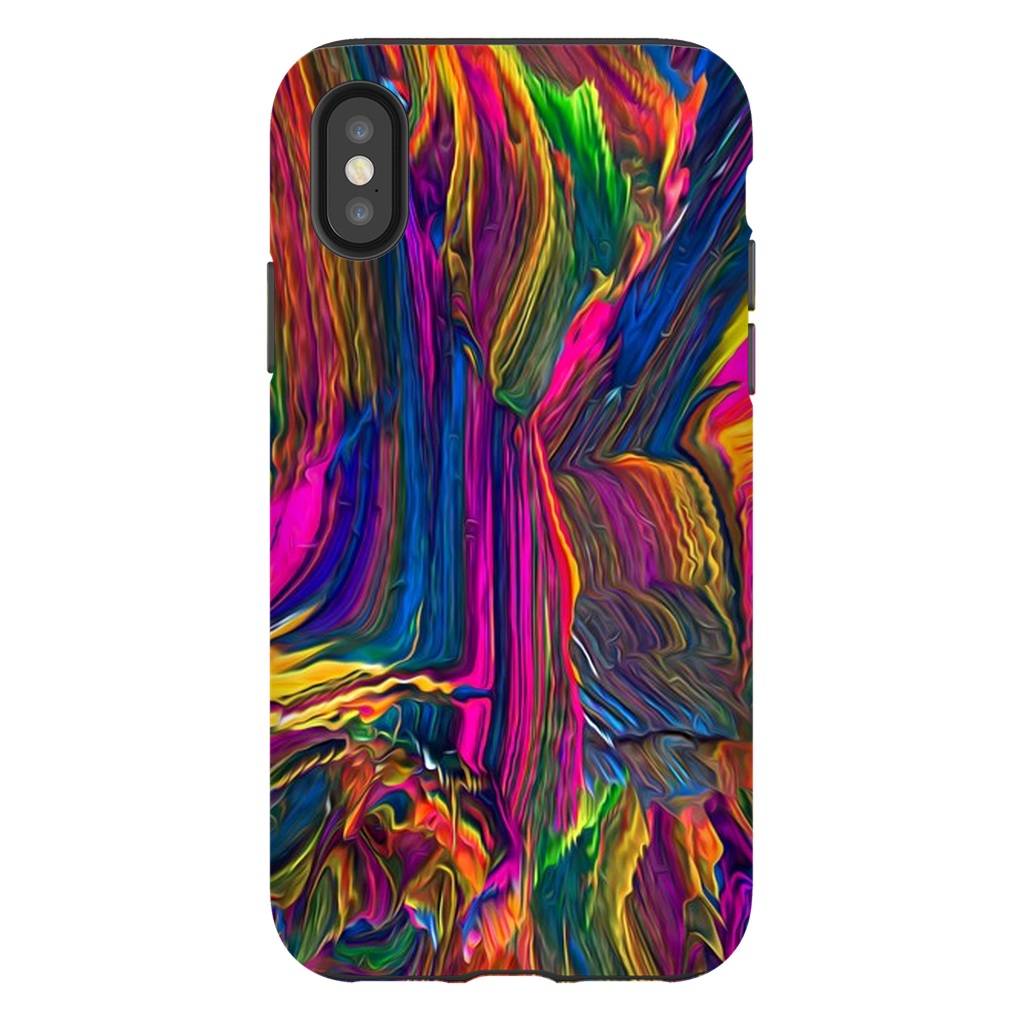 Art Deco Abstract iPhone X-XS Max Series - Purdycase