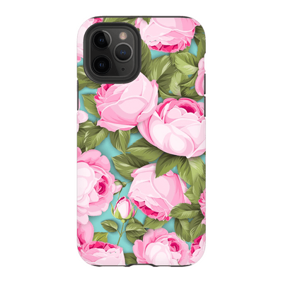 Pink Roses iPhone 11 Series - Purdycase