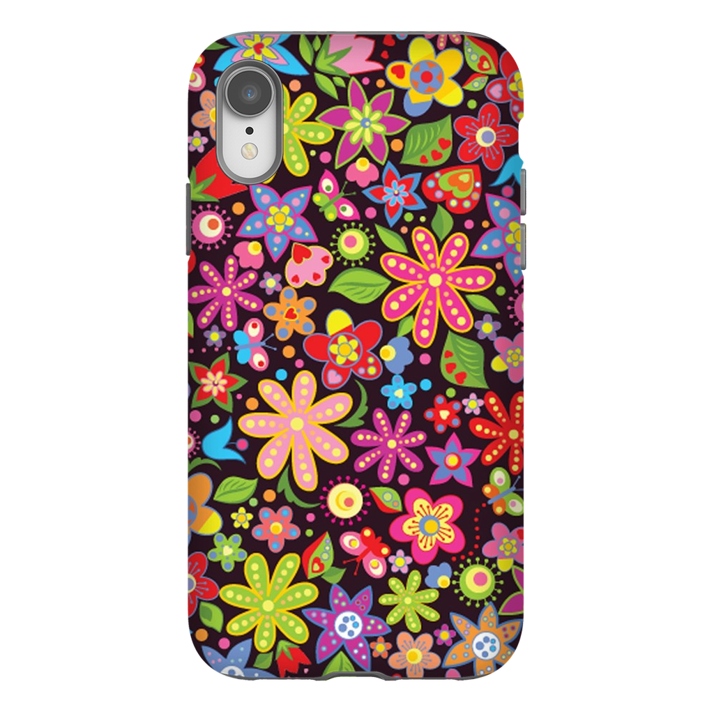 Flower Power iPhone X-XS Max Series - Purdycase
