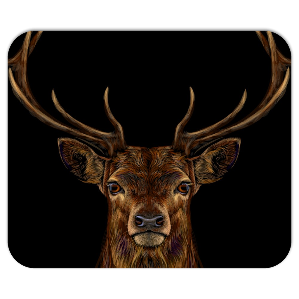 Whitetail Deer Mouse Pad - Purdycase