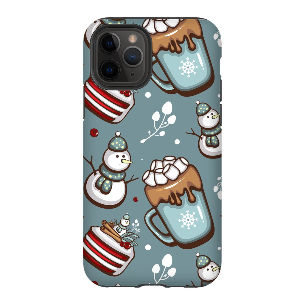 Hot Chocolate iPhone 11 Series - Purdycase