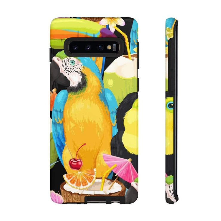 Tropical Toucan Galaxy 10 Series Tough Case - Purdycase