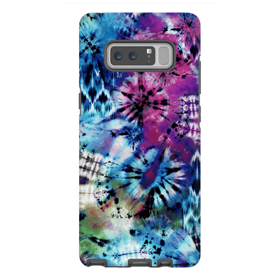 Tie Dye Galaxy Note 8 and 9 Tough Case