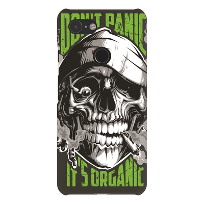 Smoking Skull Google Pixel Series Case