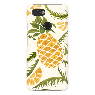 Big Pineapple II Google Pixel Series Case