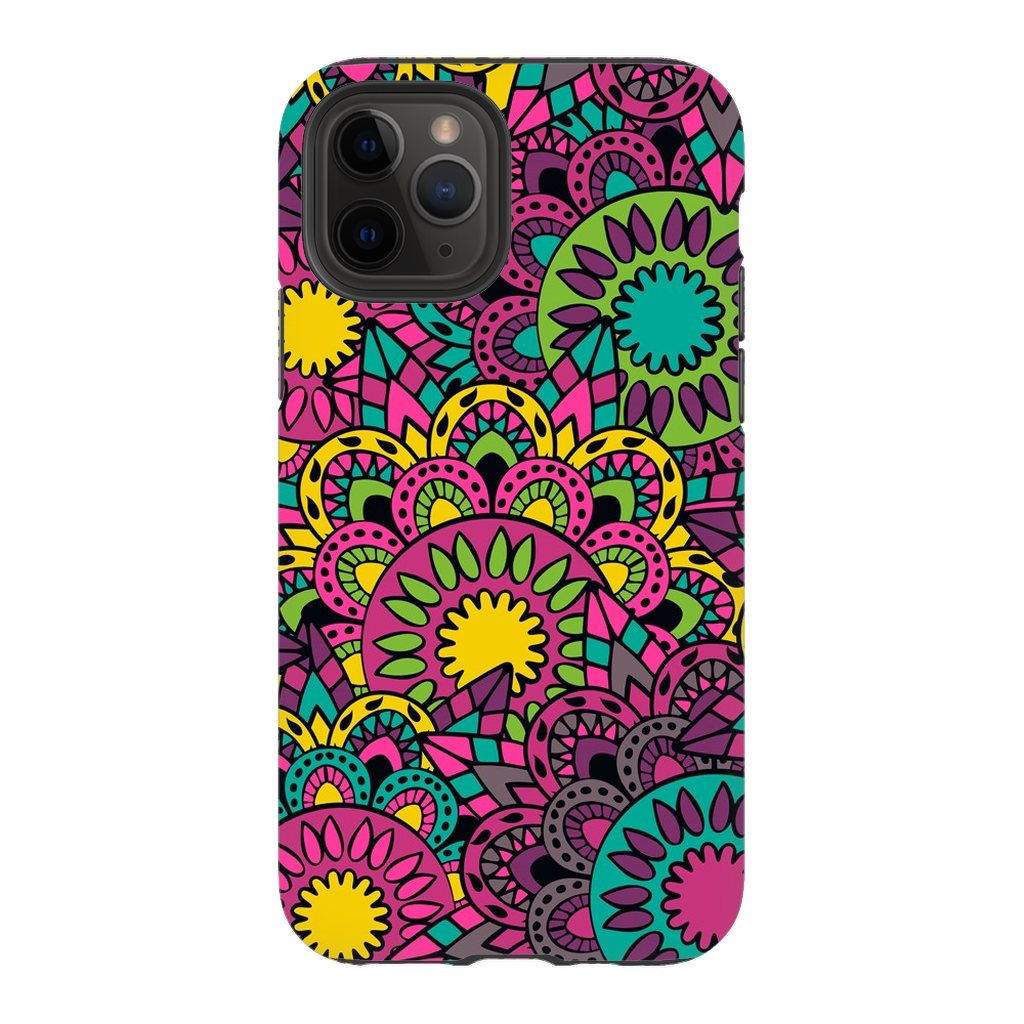 60's Mandala iPhone 11 Series - Purdycase