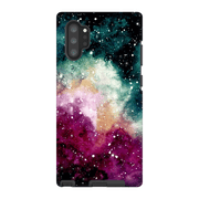 Multi-Color Galaxy Note 10 and 10 Plus Tough Case - Purdycase