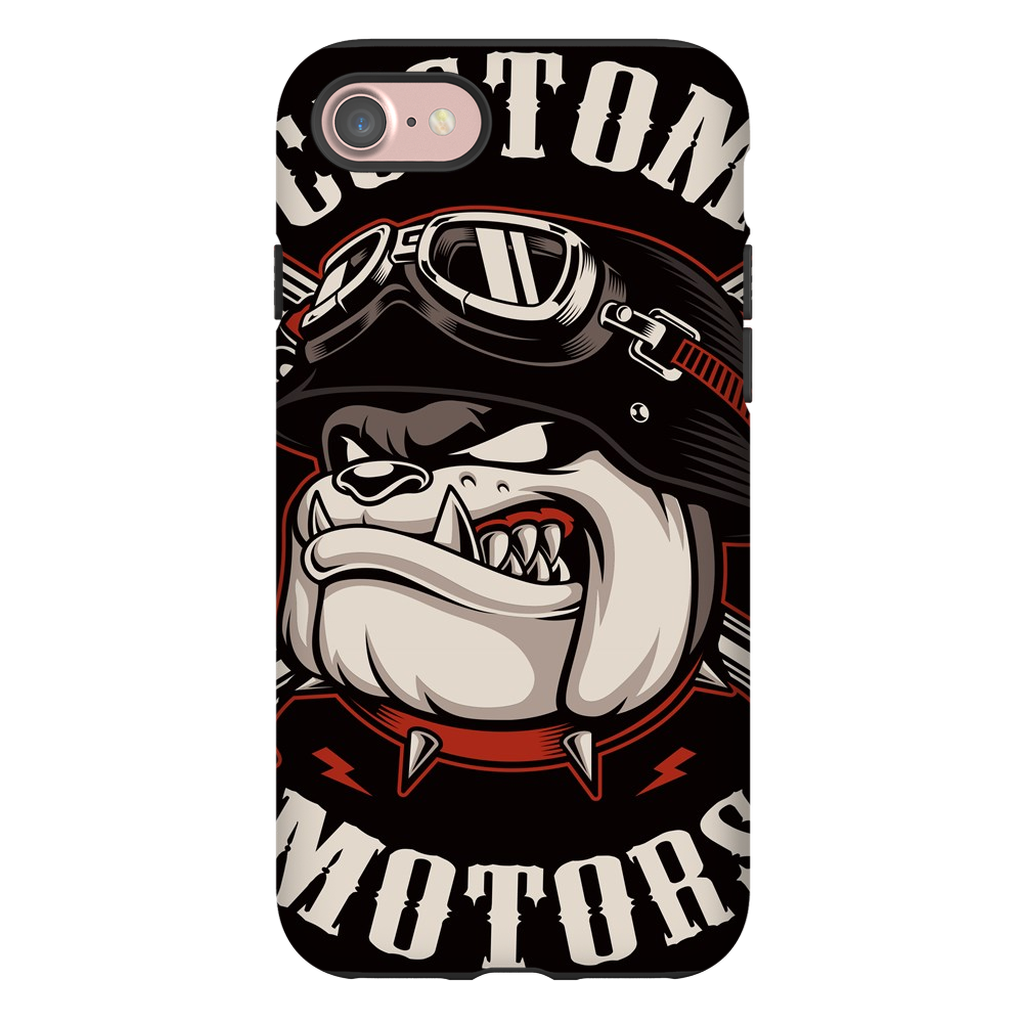 Bull Dog iPhone 5-8+ Series - Purdycase