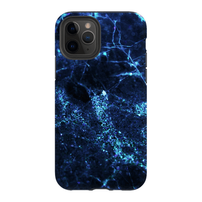 Midnight Ocean Marble iPhone 11 Series