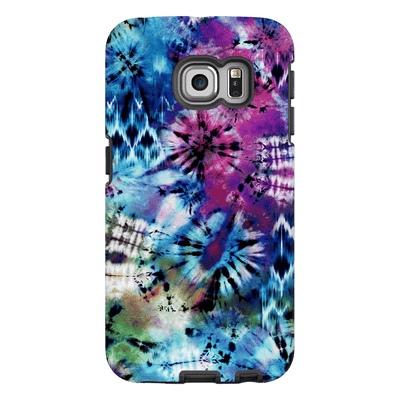Vintage Tie Dye S6 Edge and S6 Edge Plus Tough Case - Purdycase