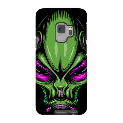 Green Alien Galaxy S6-S9 Plus Series