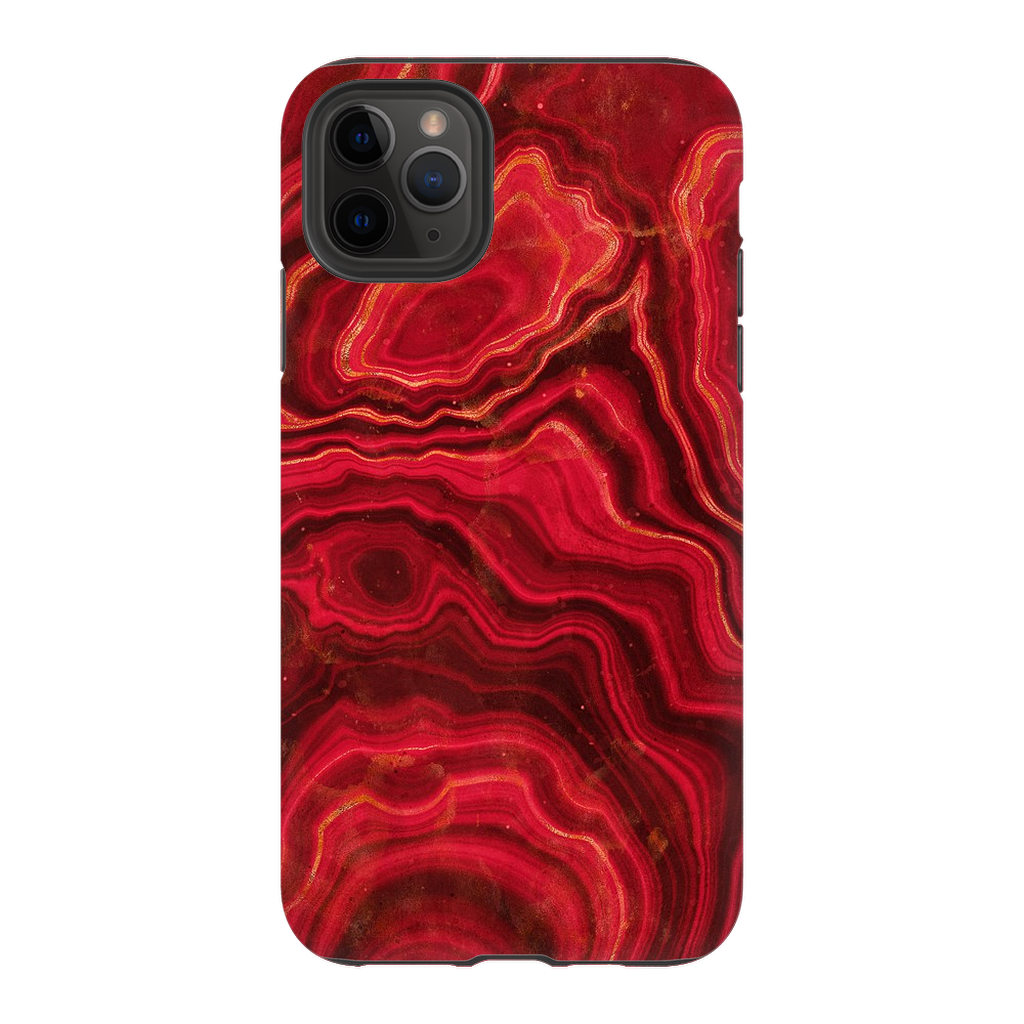 Desert Fire Abstract iPhone 11 Series - Purdycase