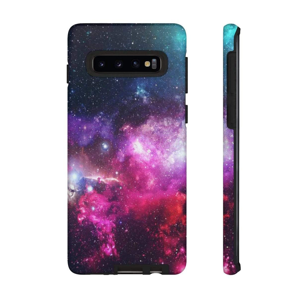 Space Pink Galaxy 10 Series Tough Case - Purdycase