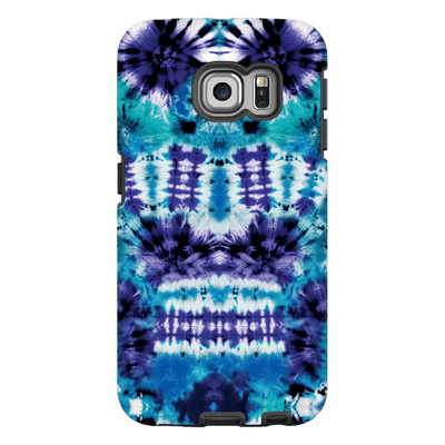 Blue Tie Dye S6 Edge and S6 Edge Plus Tough Case - Purdycase