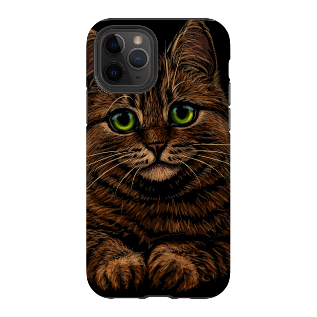 Kitty Portrait iPhone 11 Series - Purdycase