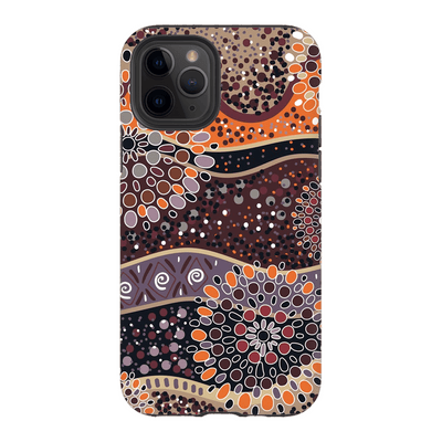 Boho Brown iPhone 11 Series - Purdycase
