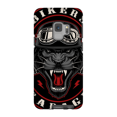 Pantera Motorcycle Galaxy S6-S9+ Series