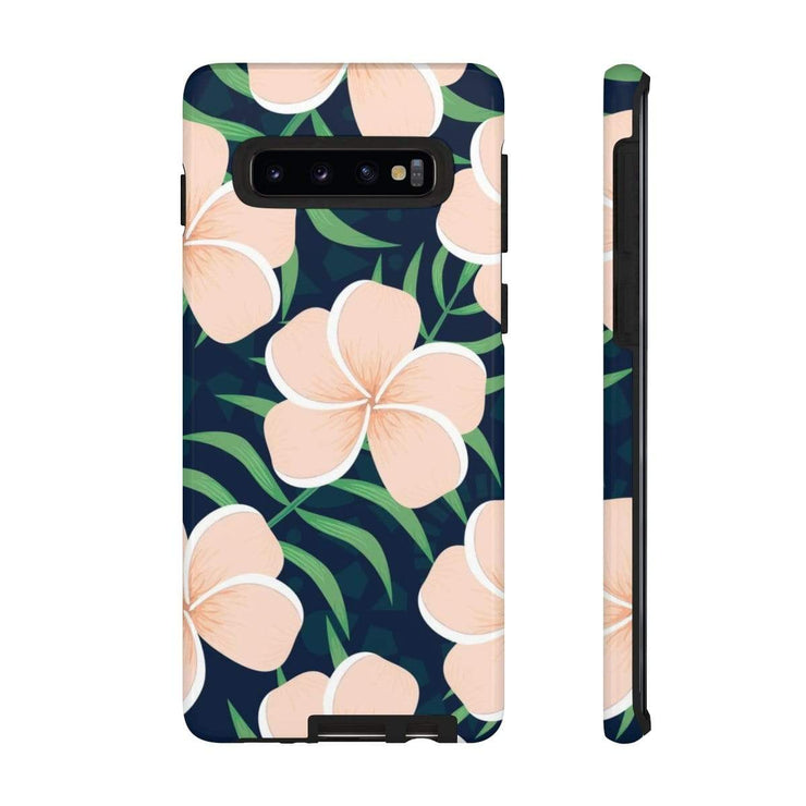Plumeria Galaxy 10 Series Tough Case