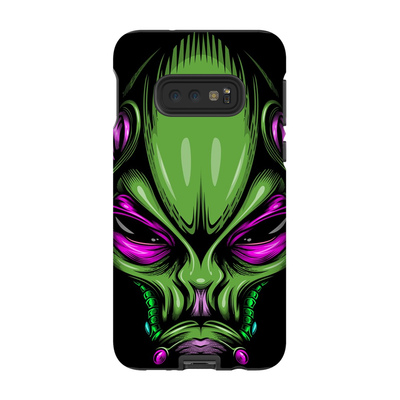 Green Alien Galaxy S10 Series