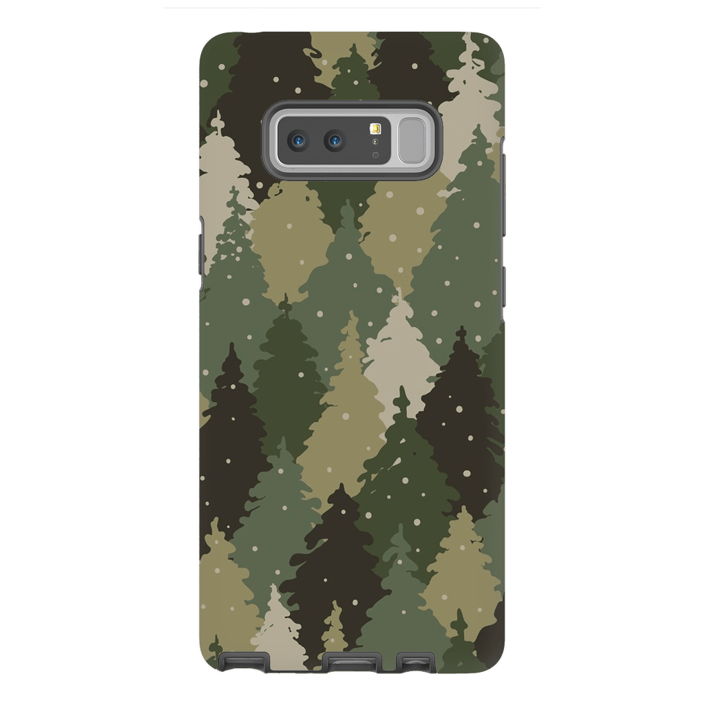 Forest Army Camo Galaxy Note 8 and 9 - Purdycase