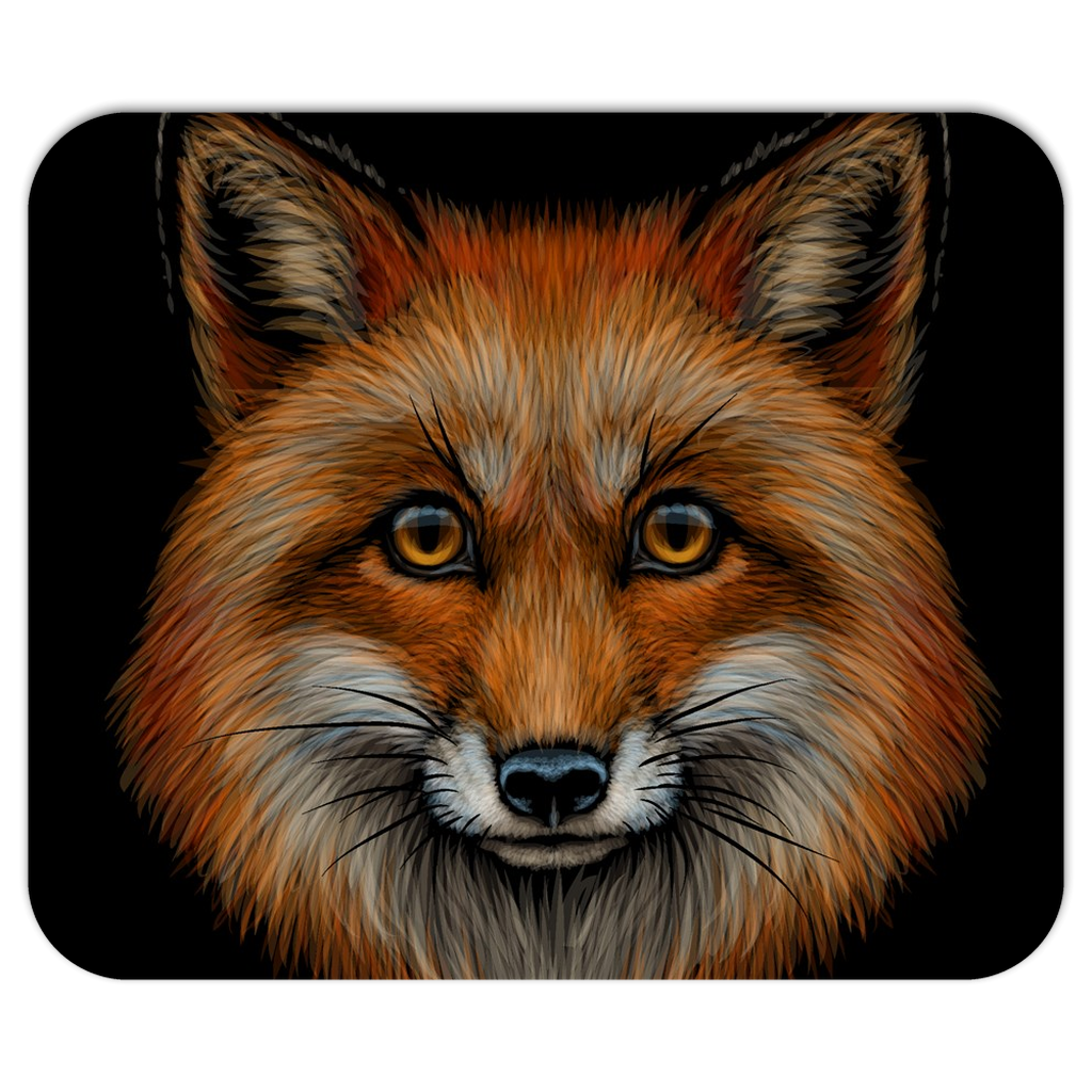 Fox Mouse Pad - Purdycase