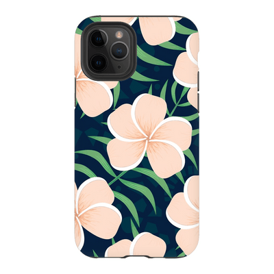 Peach Plumeria iPhone 11 Series - Purdycase