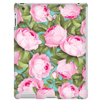 Rose Medley iPad 3/4 Mini, Tablet Case
