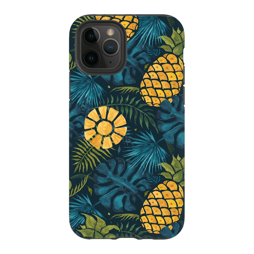 Blue Pineapple iPhone 11 Series - Purdycase