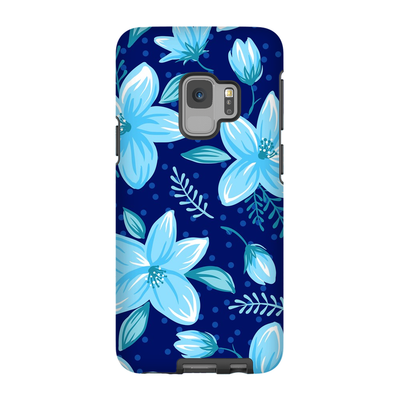 Hawaiian Floral Galaxy S6-S9 Plus Series