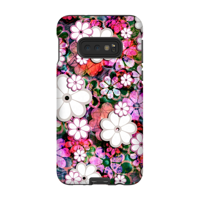 Psychedelic Floral Galaxy S10 Series