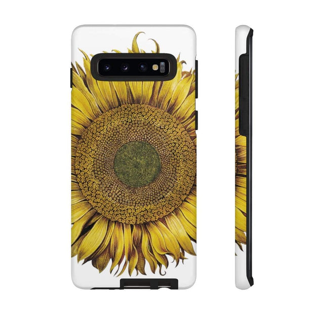 Sunflower Galaxy 10 Series Tough Case - Purdycase