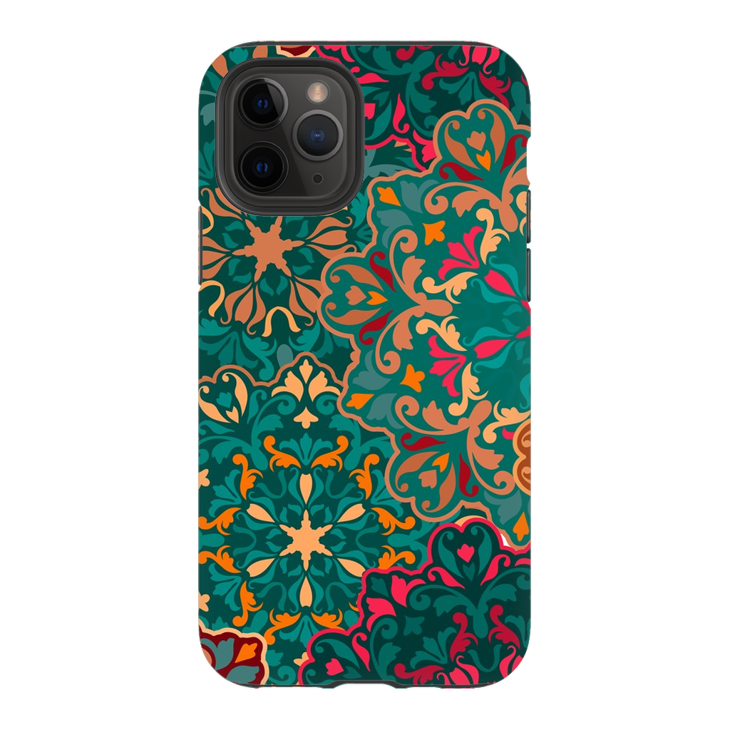 Green Mandala iPhone 11 Series - Purdycase