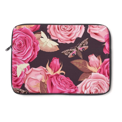 Red Rose Laptop Sleeve - Purdycase