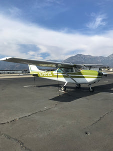 N79028 1969 Cessna 172K, Rent for $125.00 PER HOUR ($12.50 per tenth) CLICK FOR MORE DETAILS!