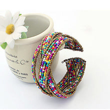 Load image into Gallery viewer, Multi Color Beaded Bracelet
