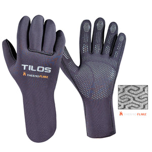 Tilos 3mm Thermoflare Superstretch Gloves