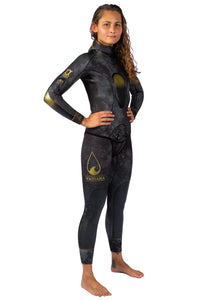 Waihana 5.5mm Women's Goliath Grouper Wetsuit
