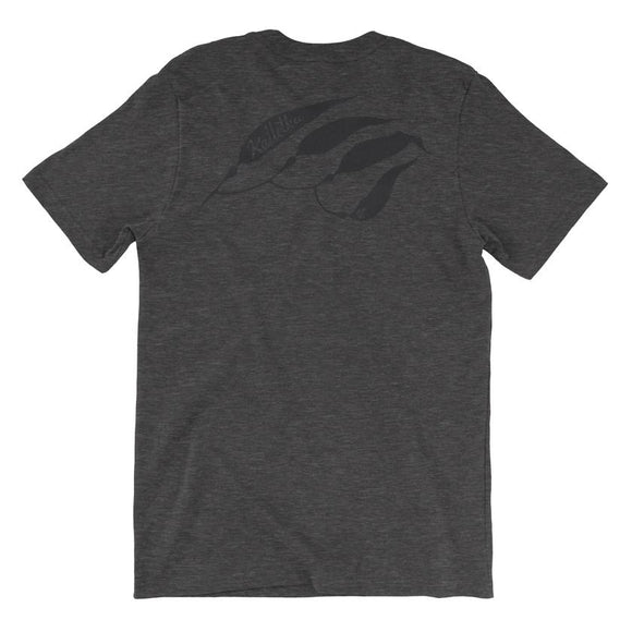 Kalletka Kelp Strand T Shirt Charcoal Heather