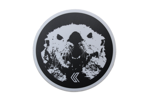 Kalletka Mad Otter Sticker