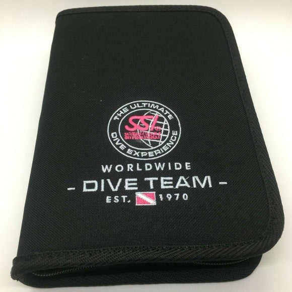 SSI Total Dive Log Zip Binder